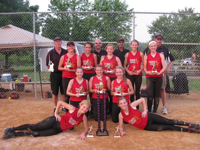 MARYLAND STARS 14U RED -- MOUNT AIRY, MD