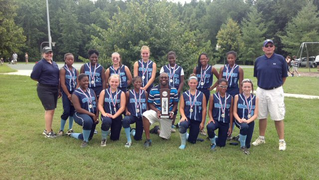 BOWIE BLUE JAYS 14U -- BOWIE, MD