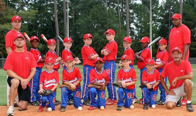 DK SPORTS ACADEMY DIAMONDKINGS -- THOMASVILLE, GA