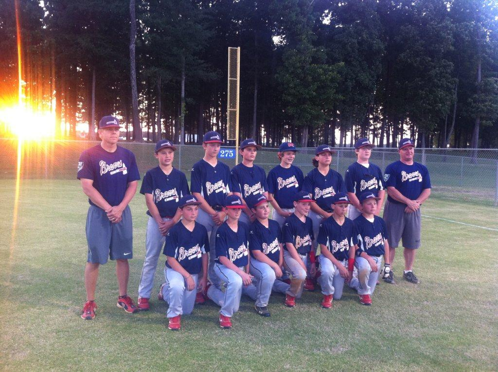 N MS BRAVES -- OLIVE BRANCH, MS