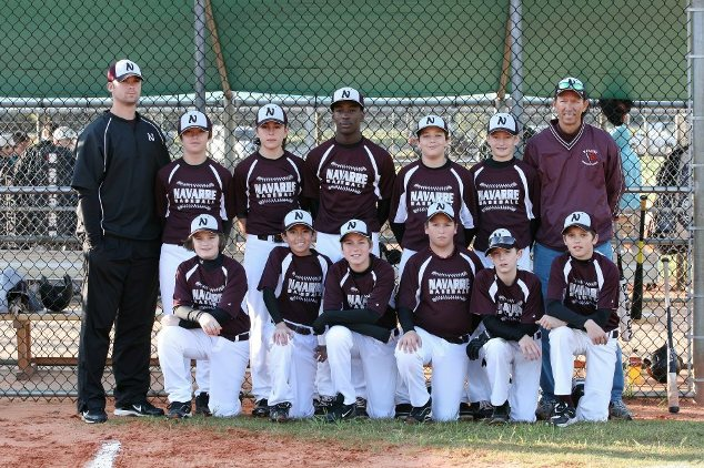 13U NAVARRE RAIDERS -- NAVARRE, FLN