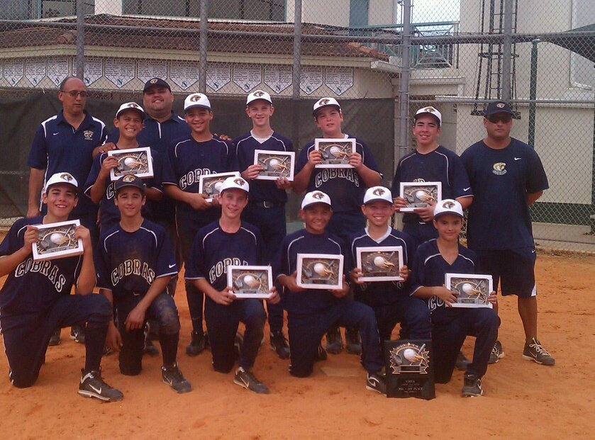 WEST PINES COBRAS 13U -- WEST PINES, FLS