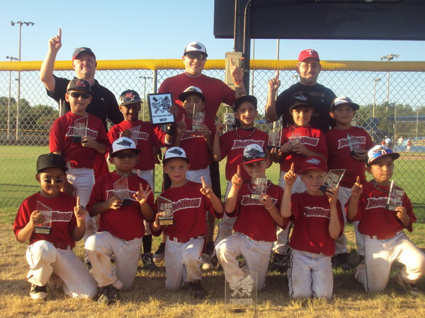 8U AIRHOGS -- GRAND PRAIRIE, TXN