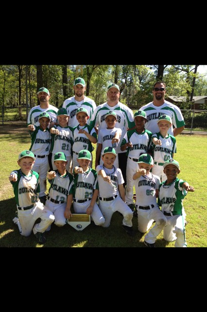 TWIN CITY OUTLAWS 8U -- TWIN CITY OUTLAWS, TXN