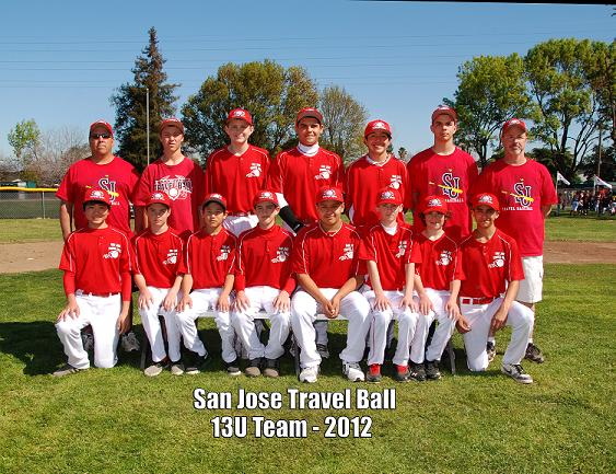 SAN JOSE CARDINALS 13U -- SAN JOSE, CAN