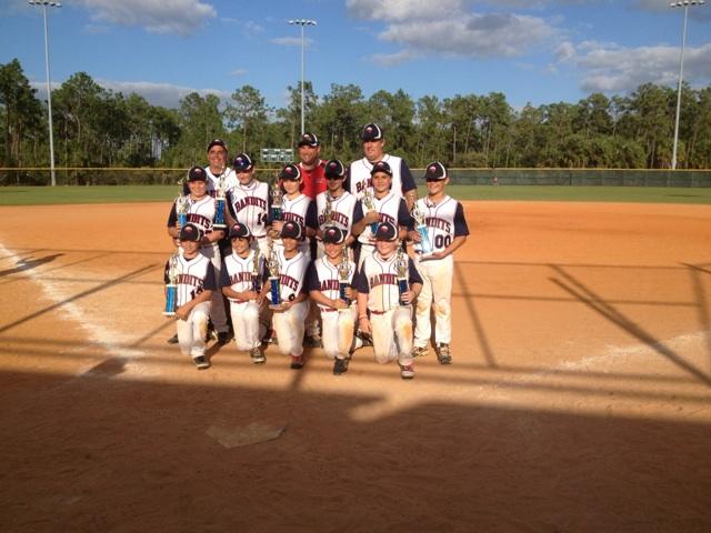 SOUTH FLORIDA BANDITS 12U -- FORT MYERS, FLS