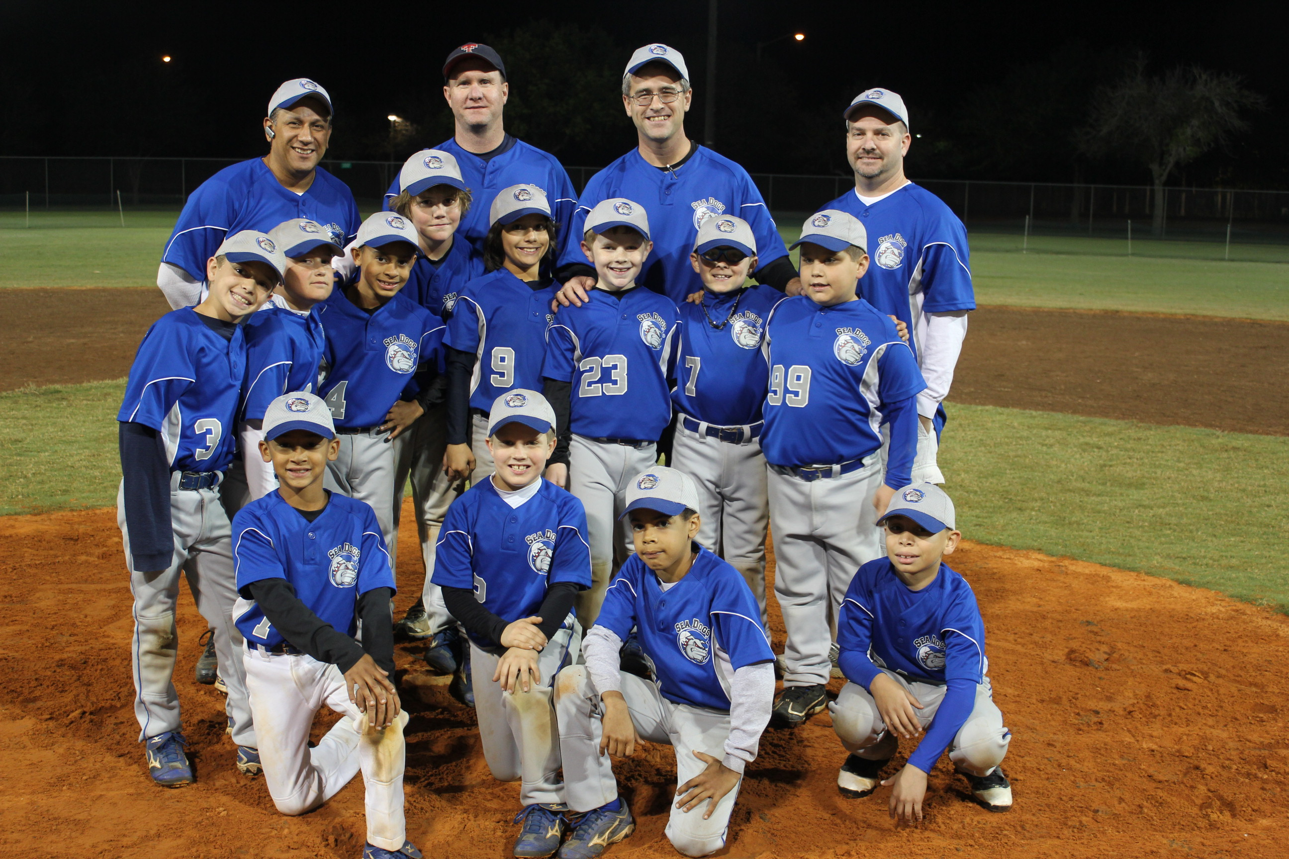 CORAL SPRINGS SEA DOGS -- CORAL SPRINGS, FLS